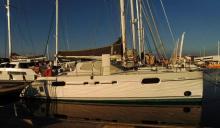 Catana 471 owner version : En Marina